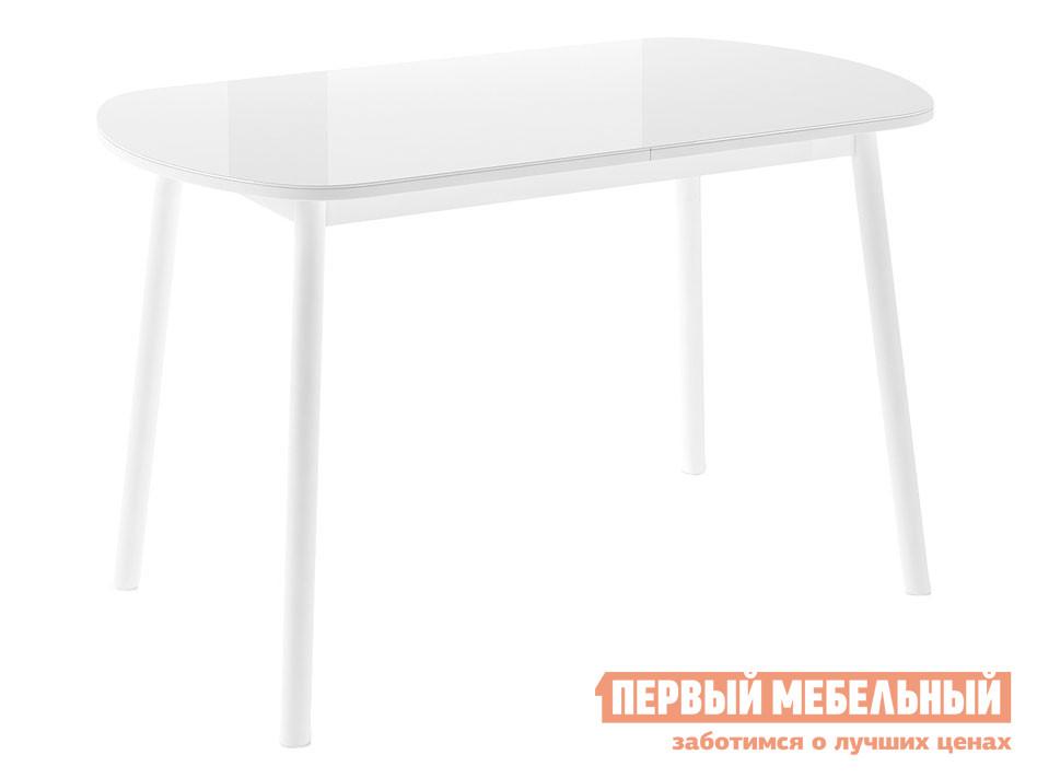 Кухонный стол  Раунд мини Белый Mebwill 67403