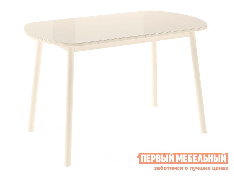 Кухонный стол  Стол Раунд мини Кремовый — Стол Раунд мини Кремовый