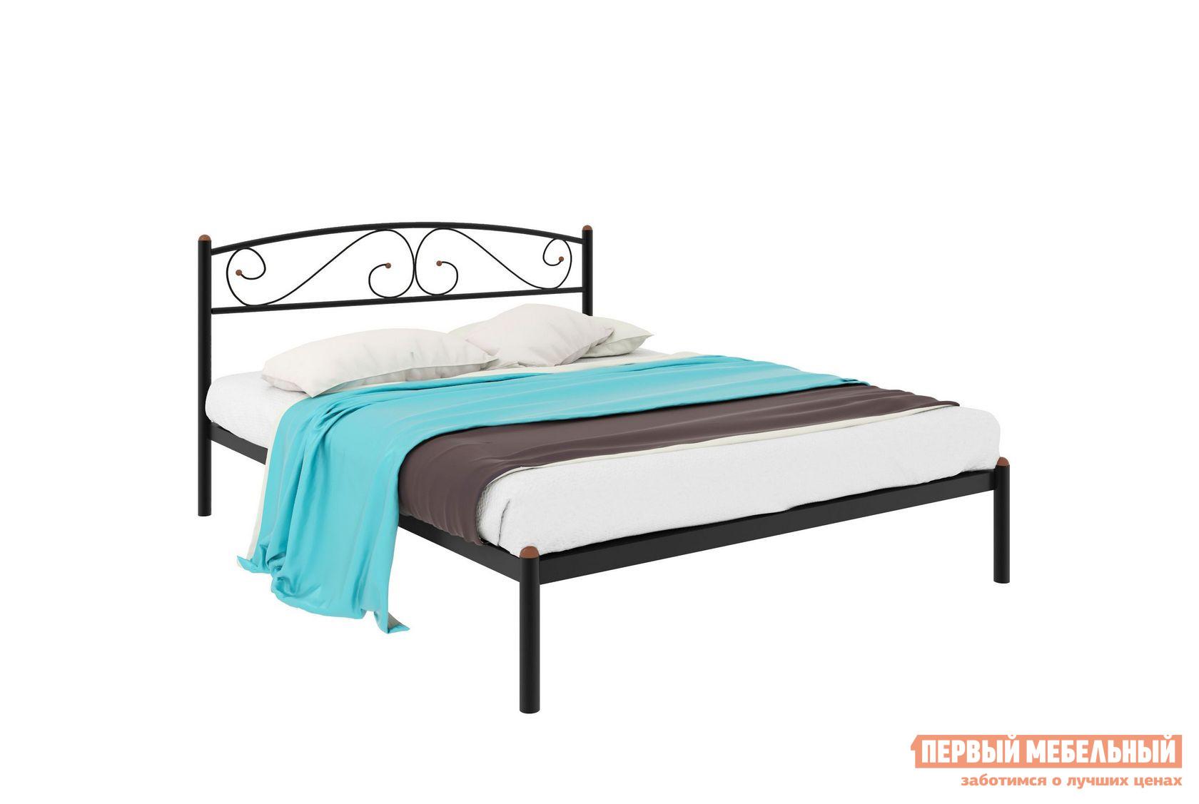 Полутороспальная кровать Mebwill Вероника кровать вероника 4 б с