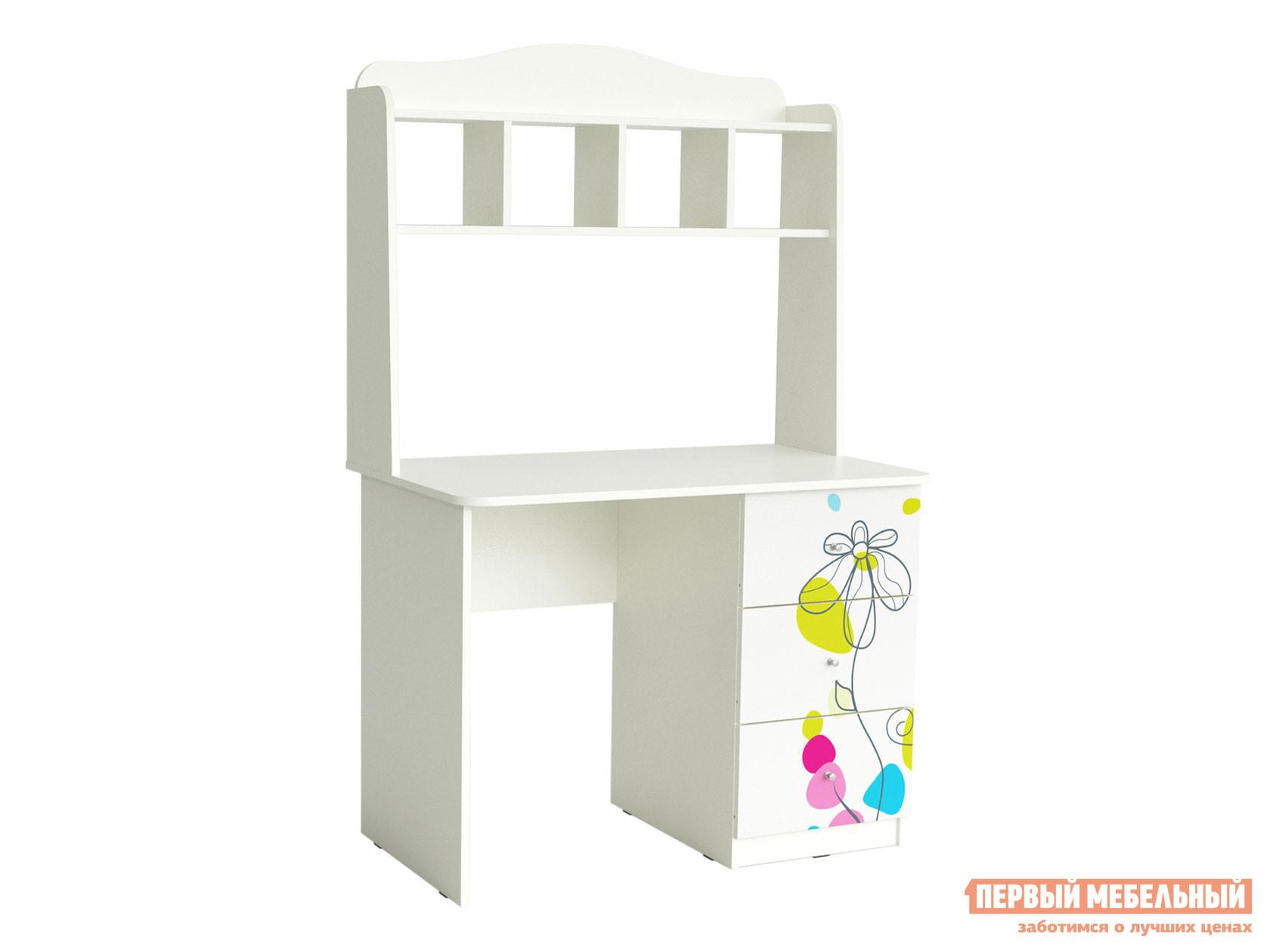 Детский письменный стол Mebwill Письменный стол Цветы