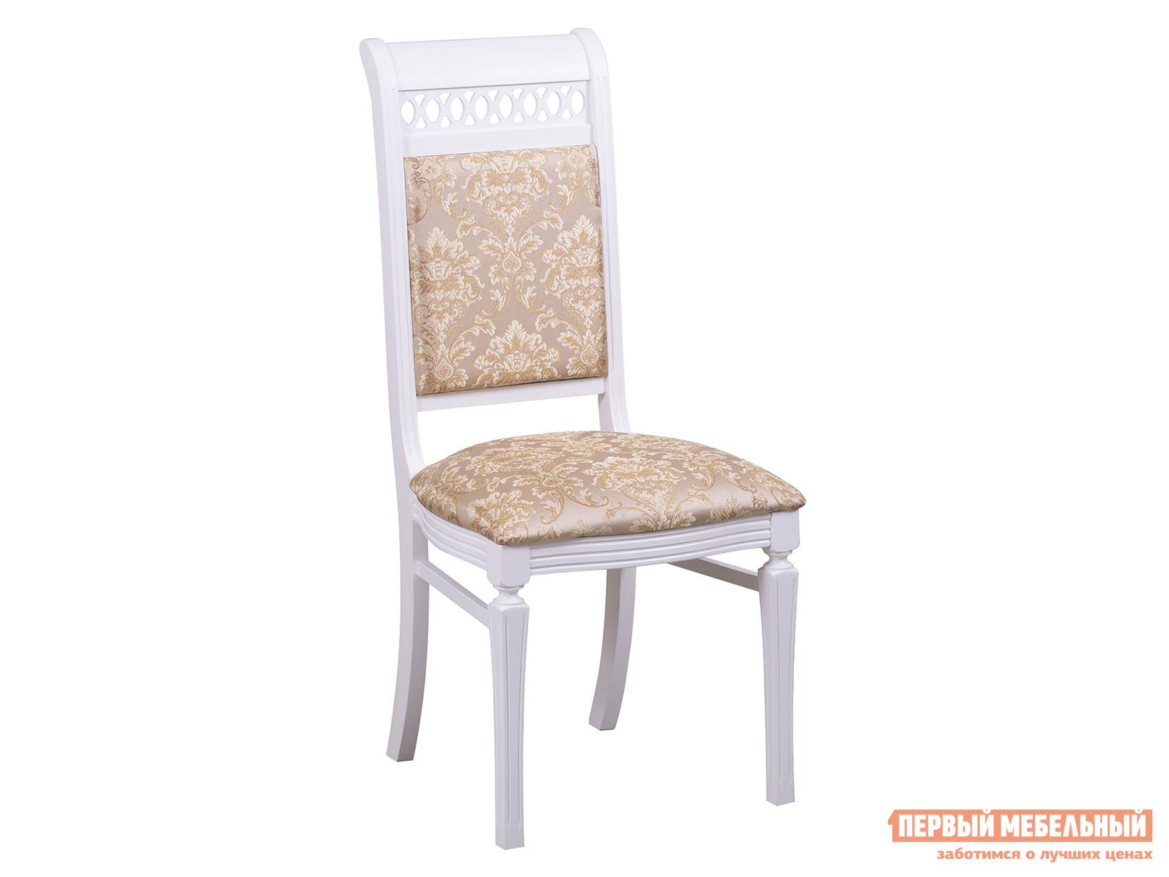 Стул  Флоренция 1 Белый матовый Мебвилл 91775