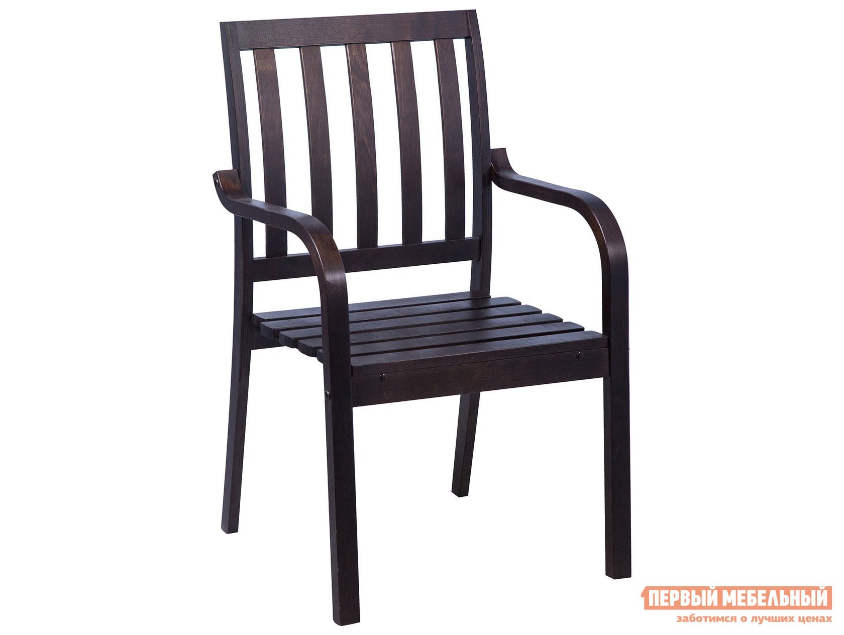 Садовое кресло  Берн Дуб темный Mebwill 91728