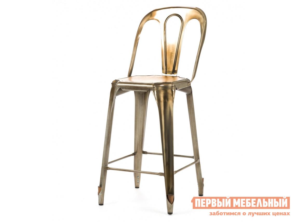 Барный стул Cosmo Relax Marais с деревянным сиденьем барный стул cosmo relax toledo rondeau без спинки