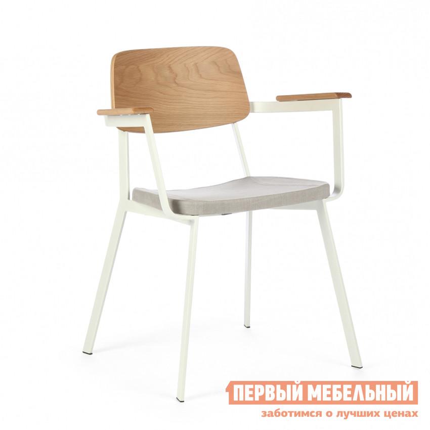 Стул для кухни Cosmo Relax Gauge с подлокотниками gramercy стул с подлокотниками louis arm chair