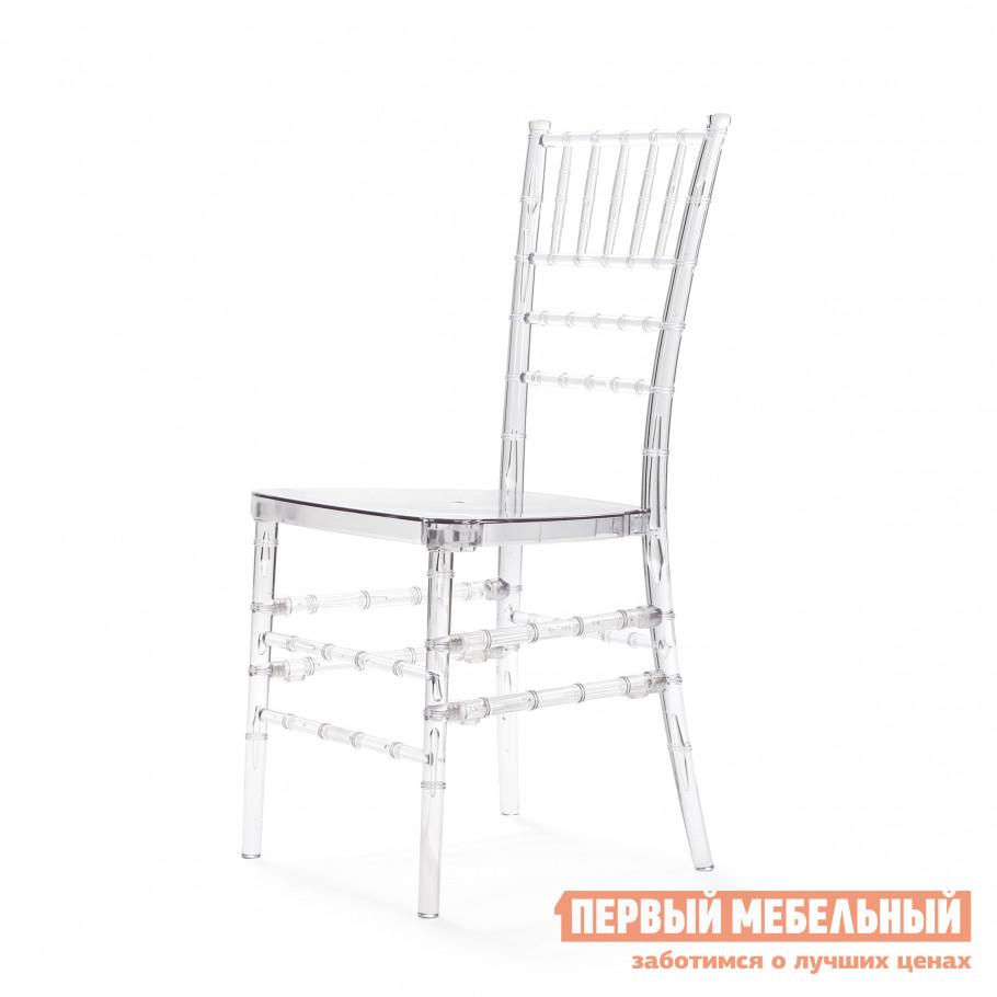 Пластиковый стул Cosmo Relax Chiavari Ice мягкий стул cosmo relax hester широкий