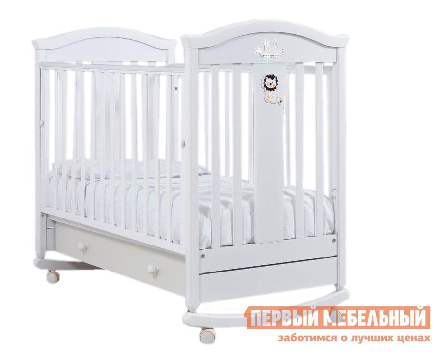Кроватка Гандылян К-2002-29 Белый