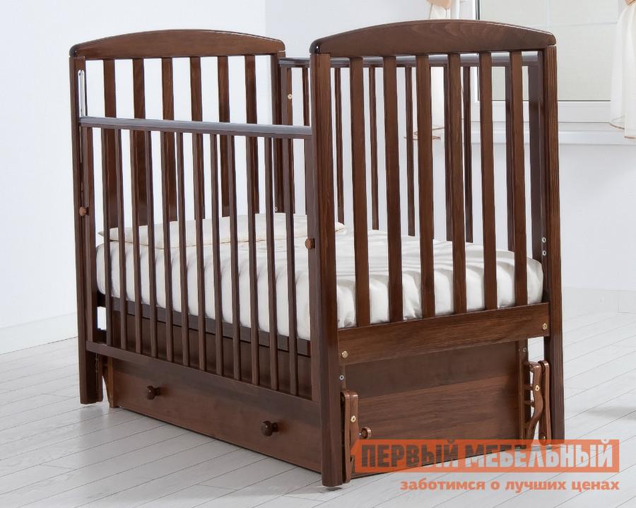 Кроватка Гандылян К-2002-15м обычная кроватка гандылян полина к2002 15м вишня