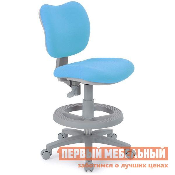 Детское компьютерное кресло TCT Nanotec KIDS CHAIR (EC4048) Ткань голубая