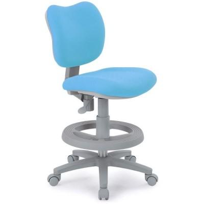 Компьютерное кресло TCT Nanotec KIDS CHAIR (EC4048) Ткань голубая