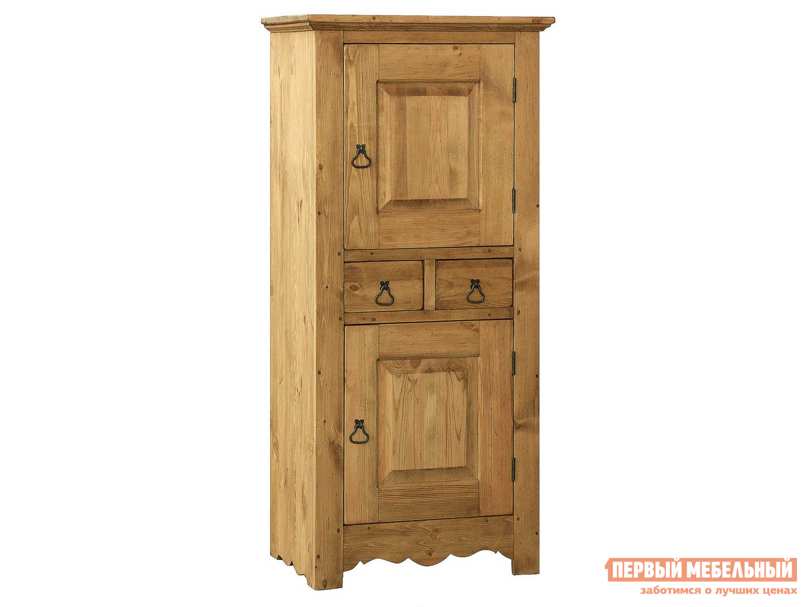 Шкаф распашной Волшебная сосна HOMME DEBOUT portes pleines (HOM.DEB.PP) барный шкаф волшебная сосна bar ouvrant barouv