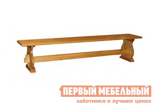 Скамейка Волшебная сосна BANCMONA Массив сосны, Длина 1400 мм