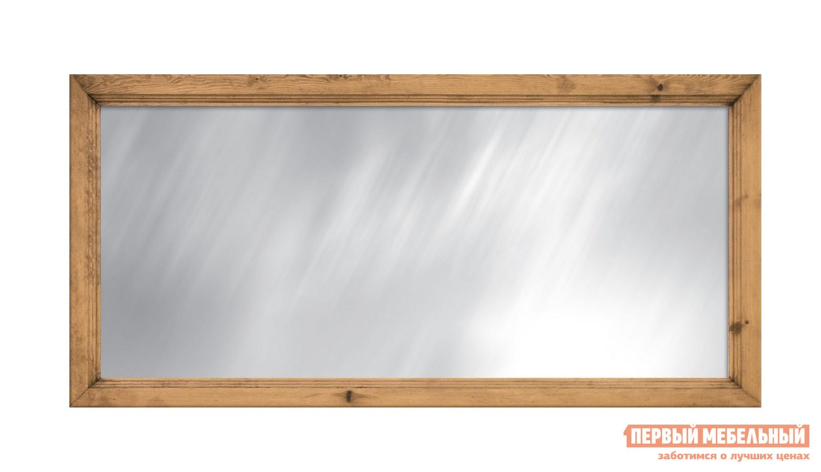Настенное зеркало Волшебная сосна MIRMEX 165 x 80 Массив сосны