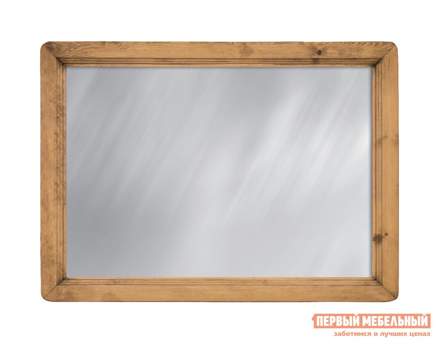 Настенное зеркало Волшебная сосна MIRMEX 110 x 80 волшебная сосна комод волшебная сосна confiturier roberto массив сосны