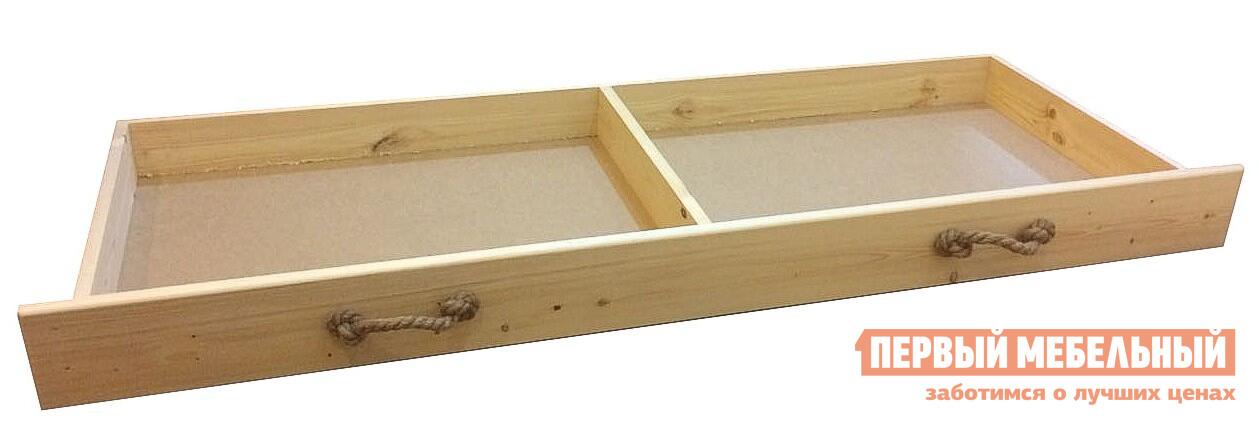 Ящик Green mebel Ящик выкатной (подкроватный) для 2х ярусный домик g86 01 f1l ящик подкроватный для 1сп и 2сп кроватей шатура патрисия темная