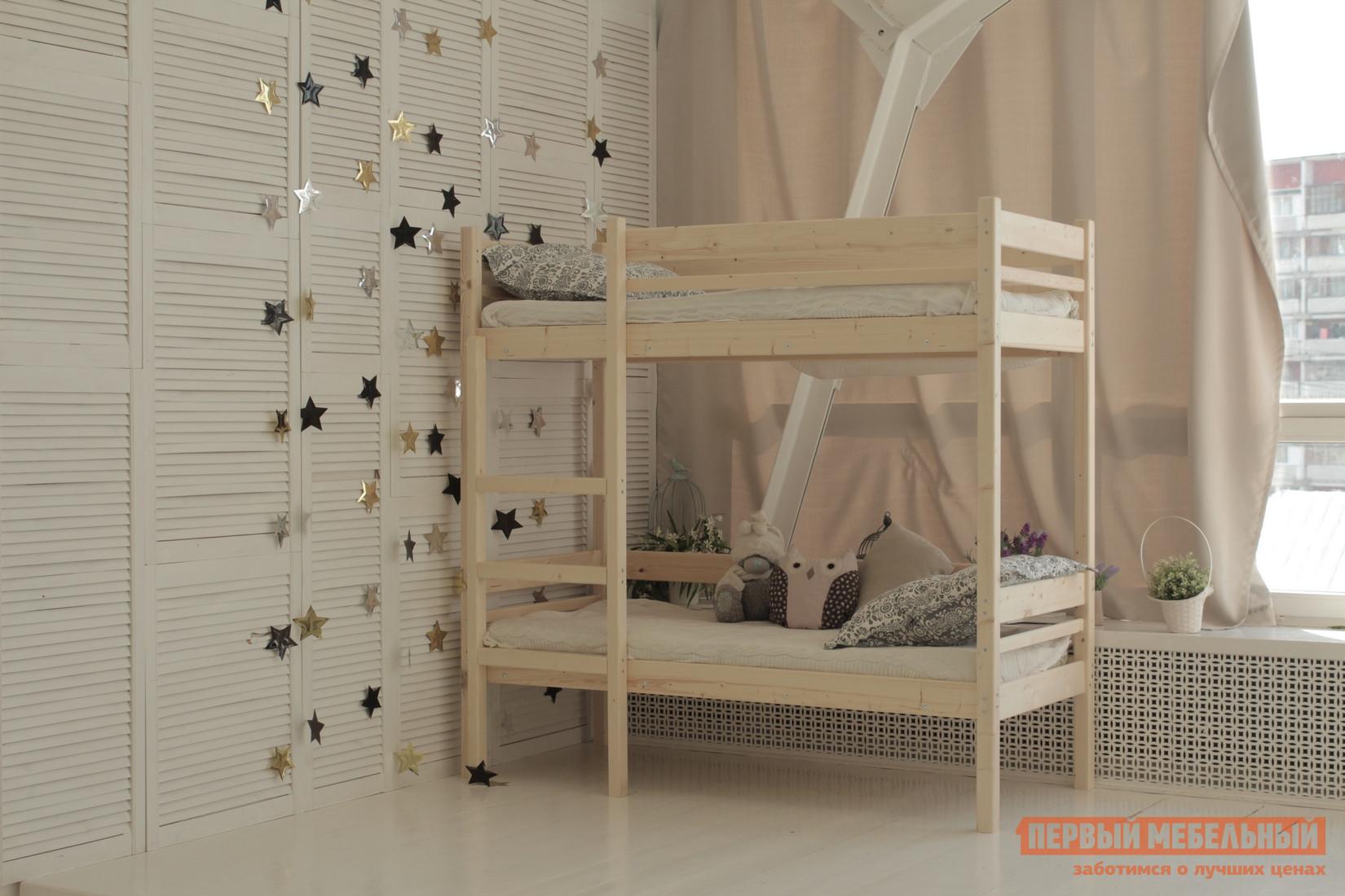 Детская кровать Green mebel Дональд детская кровать домик green mebel гномик