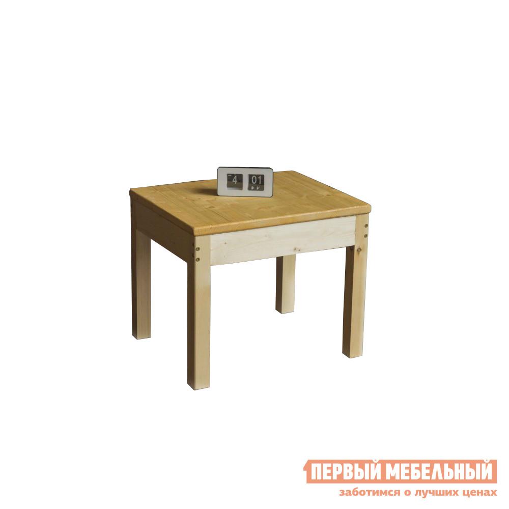 Журнальный столик Green mebel Столик кофейный из массива