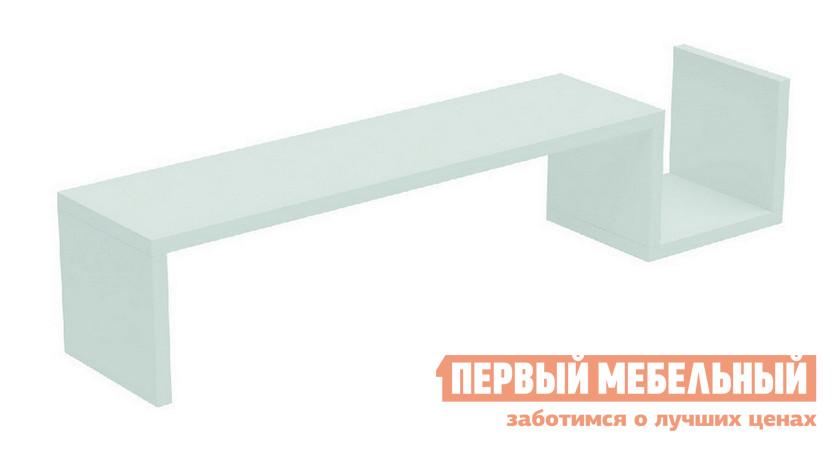 Настенная полка МК Zemmur BPL 02-06 / BPL 02-49 White