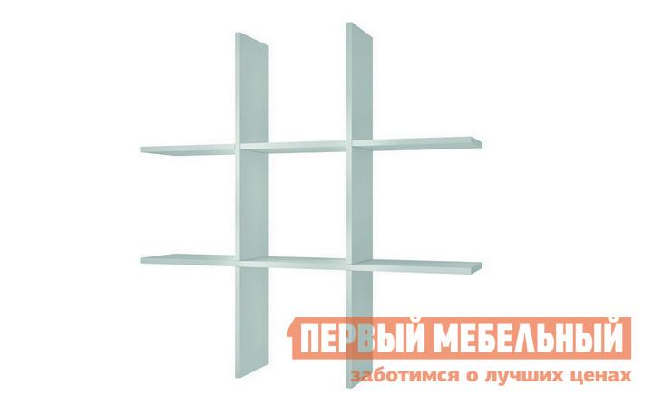 Настенная полка МК Taranaki BX 21-06 / BX 21-49 White