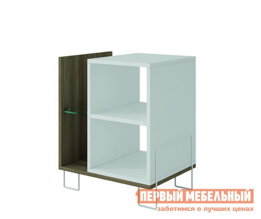 Туалетный столик МК Boden 2.0 BM 70-128 / BM 70-47 Oak / White (Дуб / Белый) от Купистол