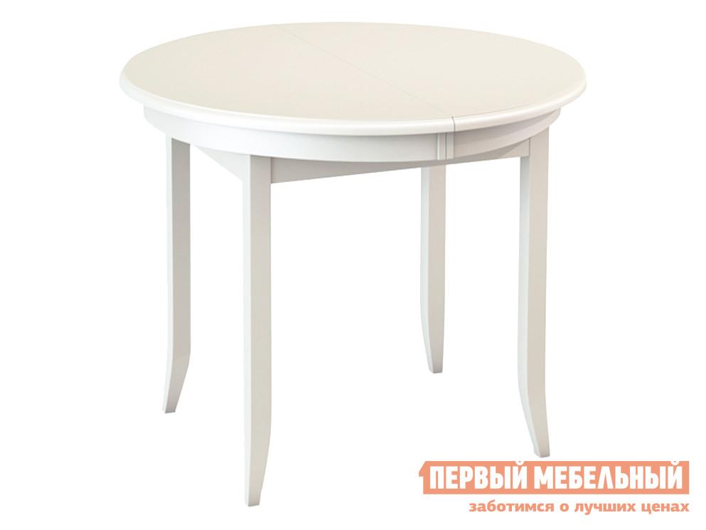 Обеденный стол  Стол Балет Д1000 Слоновая кость (Эмаль)