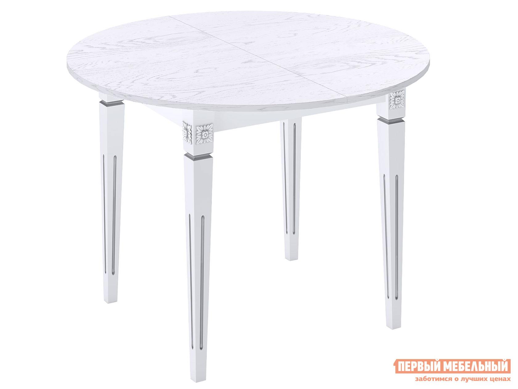 Кухонный стол  Стол Kenner CA1000 Белый — Стол Kenner CA1000 Белый