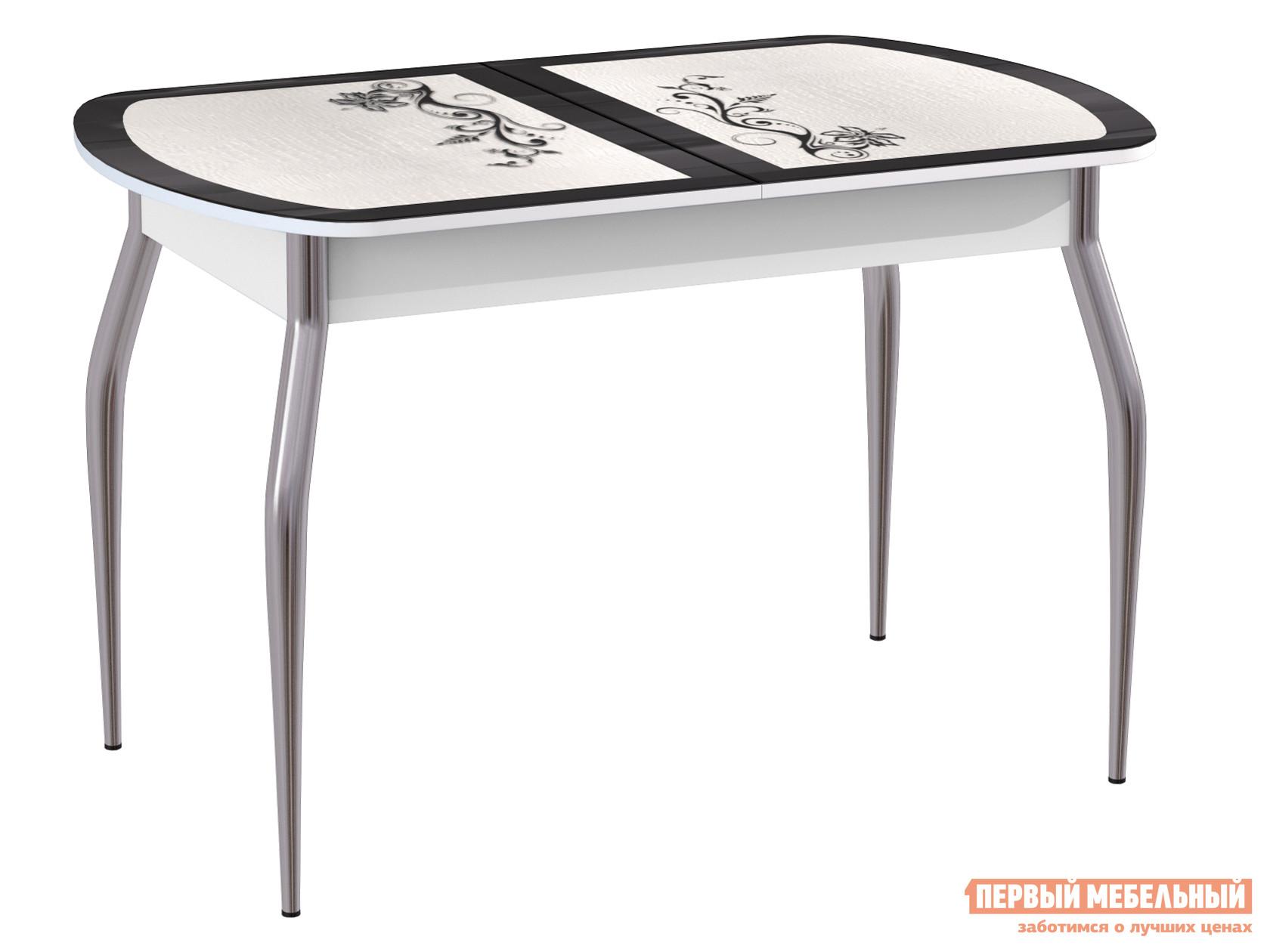 Кухонный стол ДИК Стол Флоренция 110(140)*70*75