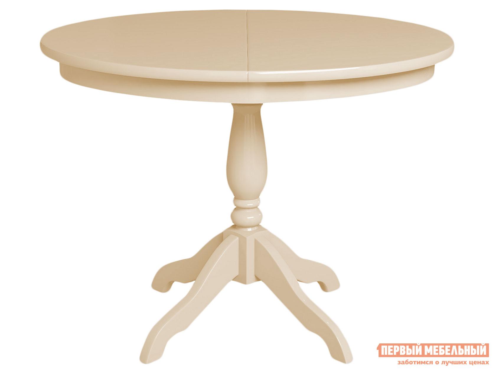 Кухонный стол  Стол Романс Слоновая кость — Стол Романс Слоновая кость