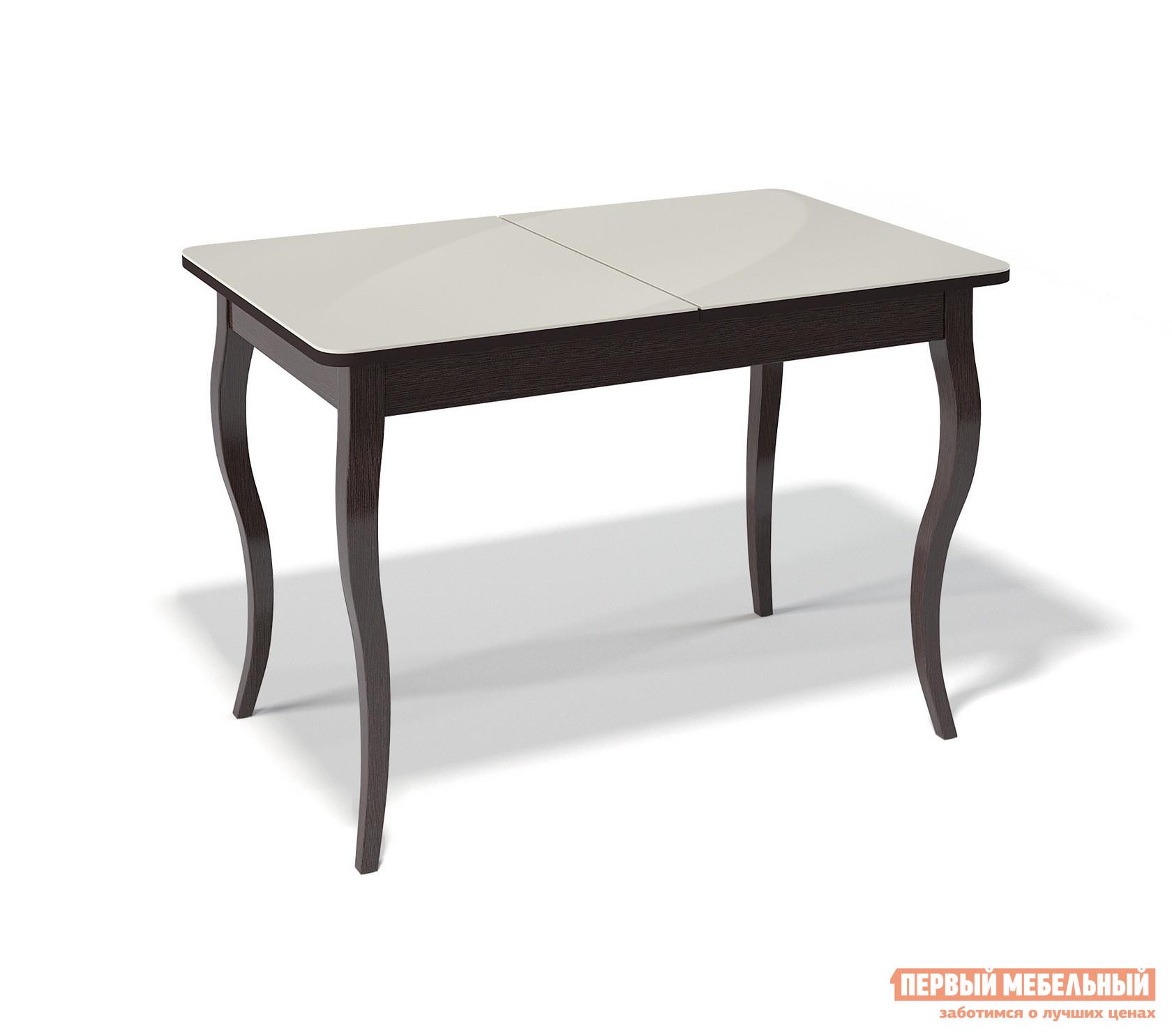 Кухонный стол ДИК KENNER 1100С круглый кухонный стол глянцевый дик kenner 1000с