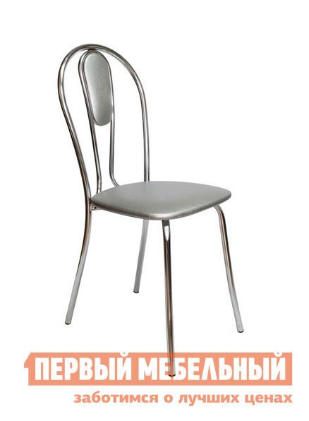 Кухонный стул ДИК Венус М Хром / Иск.кожа серебро от Купистол