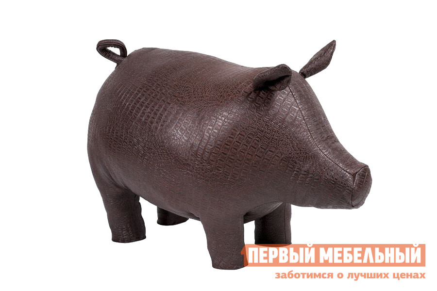 Пуф ДИК Кабан (croco) шатура пуф кабан croco cocoa kvs218 какао