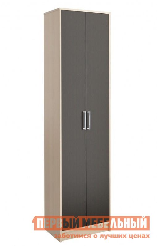 Шкаф распашной СтолЛайн СТЛ.117.04 Венге / Дуб Кремона