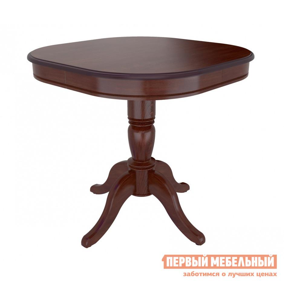 Купить со скидкой Обеденный стол СтолЛайн Стол Фламинго арт.10.0x Темный орех