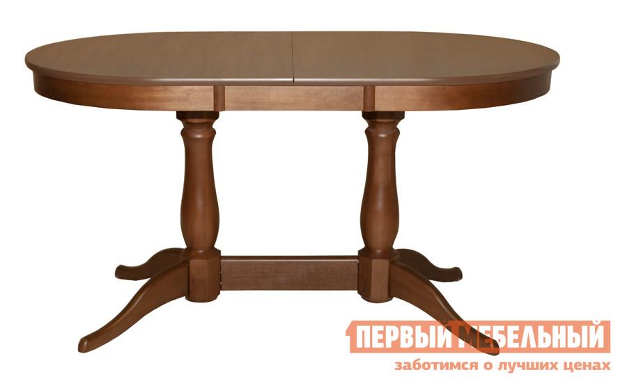 Раздвижной большой обеденный стол в гостиную СтолЛайн Фламинго 05.х