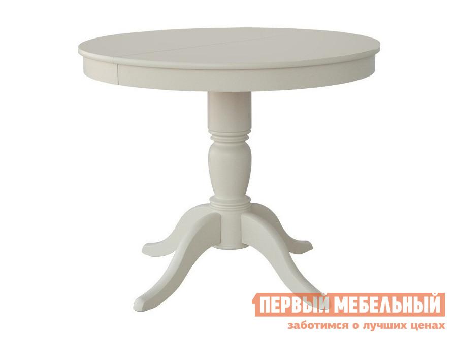 Кухонный стол  Фламинго 01.х Слоновая кость СтолЛайн 17392