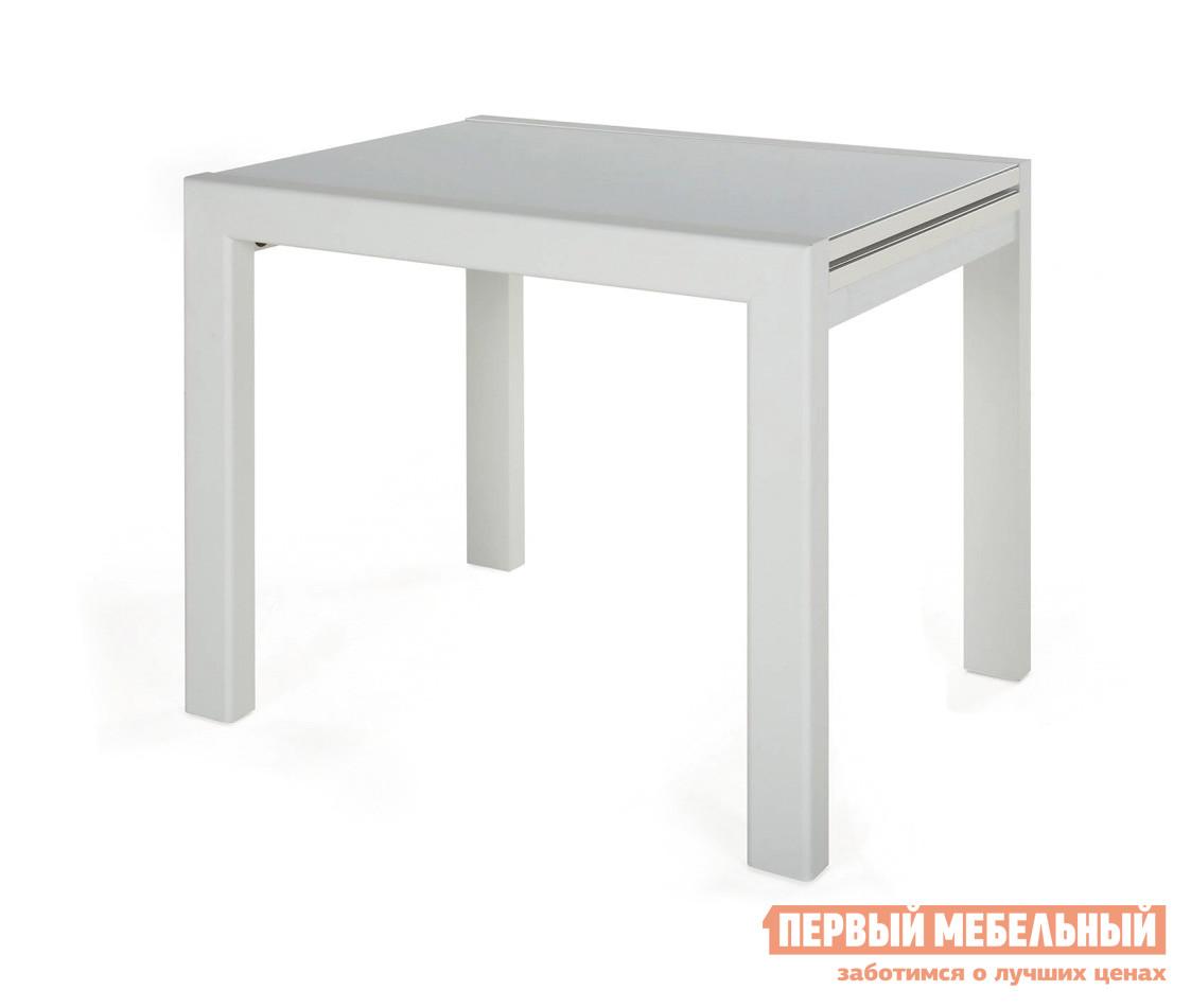 Стеклянный обеденный стол глянец СтолЛайн Джокер-Лайт