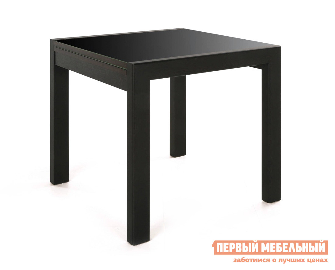 Обеденный стол стеклянный раздвижной СтолЛайн Джокер-Бизнес 1600