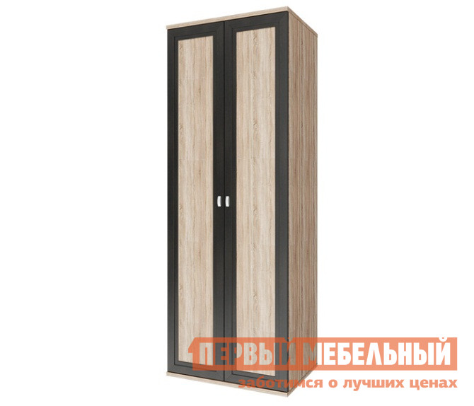 Шкаф распашной СтолЛайн Аурелия СТЛ.156.01 Дуб Феррара / Дуб Сонома