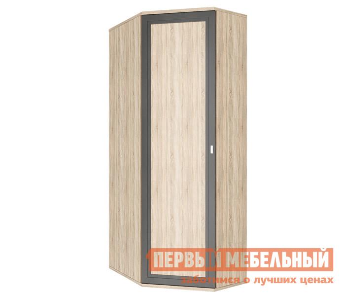 Шкаф распашной СтолЛайн  Аурелия СТЛ.156.09 Дуб Феррара / Дуб Сонома