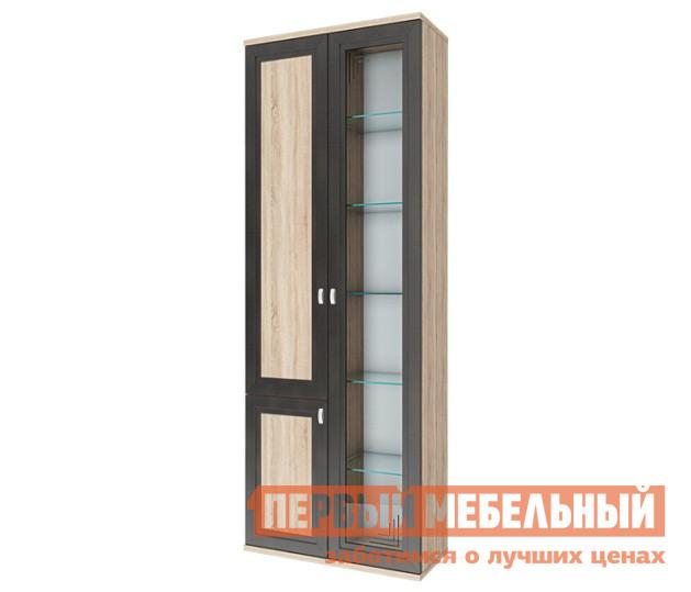 Подробнее о Шкаф-витрина СтолЛайн Аурелия СТЛ.156.02 столлайн шкаф витрина аурелия стл 156 02 2015015600200