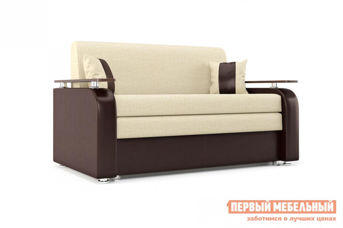 Диван СтолЛайн Шоколад Bakara Beige 2A / Kolej cp 536Диваны<br>Габаритные размеры ВхШхГ 820x1670x900 мм. Компактный диван-кровать — полезное и нужное мебельное изделие.  Диван легко превращается в полноценную кровать, а это значит, что у вас всегда есть запасное спальное место.  Раздвижной диван можно разместить как в гостиной, так и в спальне. Механизм трансформации: выкатной;Спальное место: 1890 х 1400 мм;Наполнение: ППУ;Бельевой ящик;Съемные подушки.<br><br>Цвет: Bakara Beige 2A / Kolej cp 536<br>Цвет: Черный<br>Цвет: Бежевый<br>Высота мм: 820<br>Ширина мм: 1670<br>Глубина мм: 900<br>Кол-во упаковок: 1<br>Форма поставки: В разобранном виде<br>Срок гарантии: 18 месяцев<br>Тип: Прямые, Диван-кровать<br>Материал: из ткани, из искусственной кожи<br>Особенности: С ящиком для белья