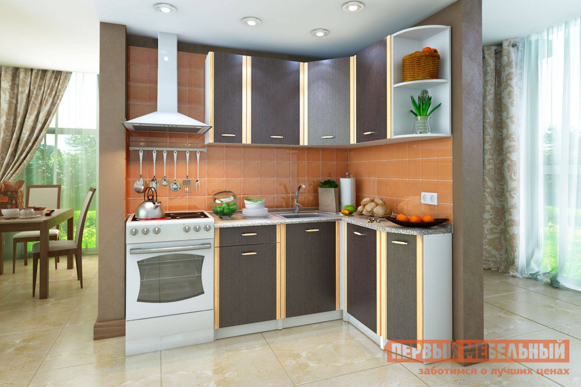Кухонный гарнитур СтолЛайн СТЛ.122.00 кухонный гарнитур столлайн эмилия светлая к1
