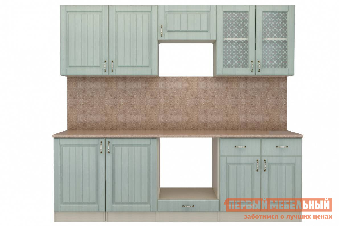 Кухонный гарнитур СтолЛайн Изабелла К2 кухонный гарнитур витра палермо 300 2
