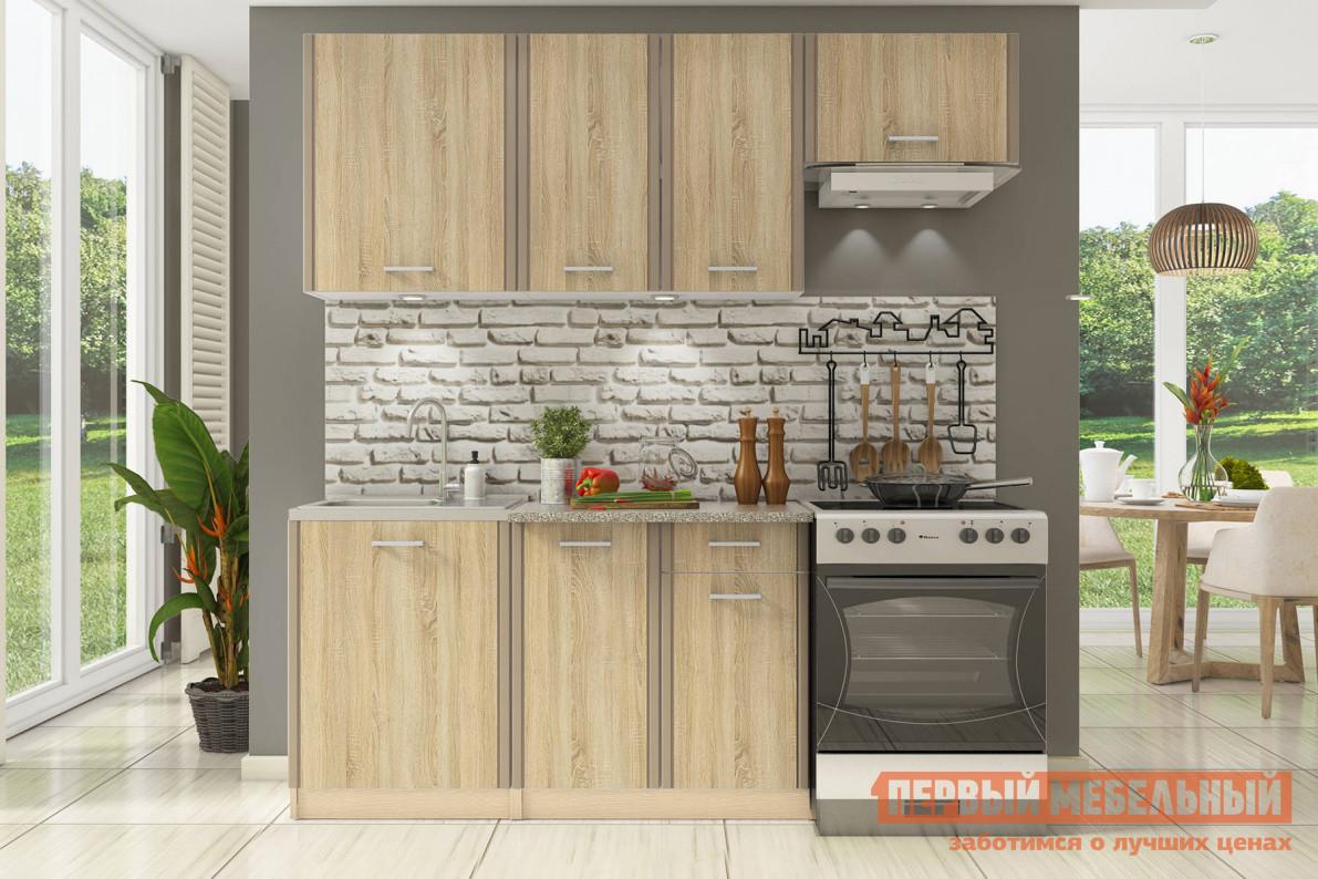 Прямой кухонный гарнитур СтолЛайн СТЛ.094.00