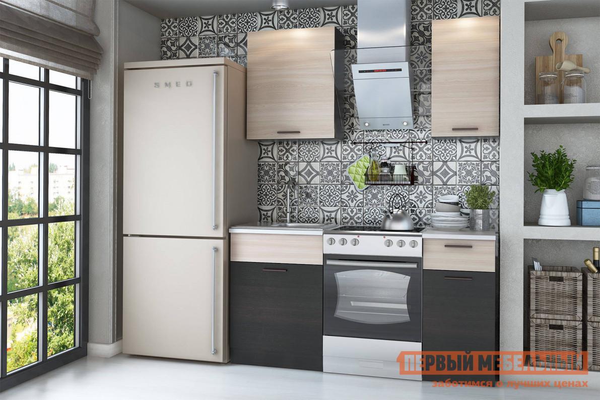 Кухонный гарнитур СтолЛайн Дуэт 1 м кухонный гарнитур столлайн селена к1