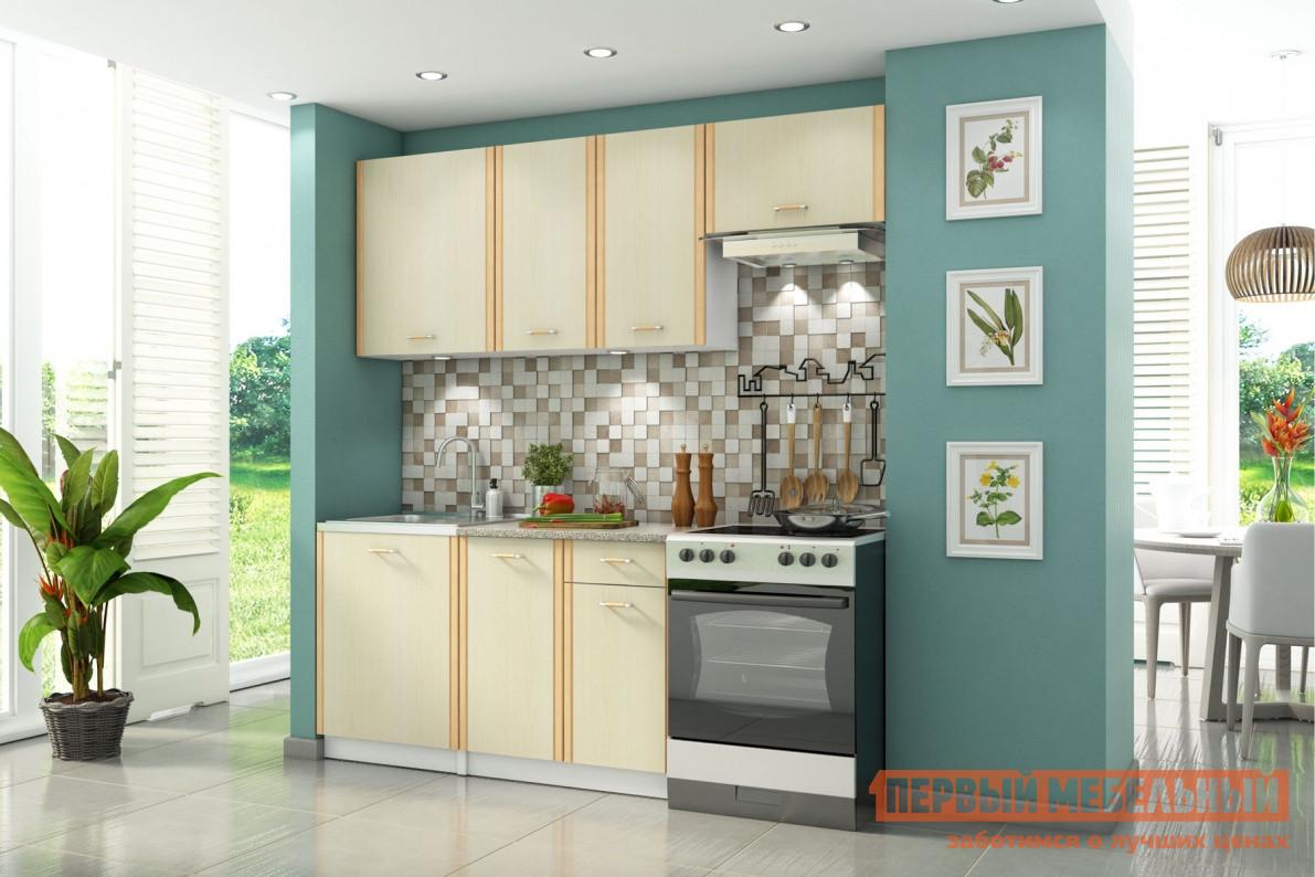 Кухонный гарнитур СтолЛайн Бланка СТЛ.094.00 кухонный гарнитур столлайн эмилия светлая к1