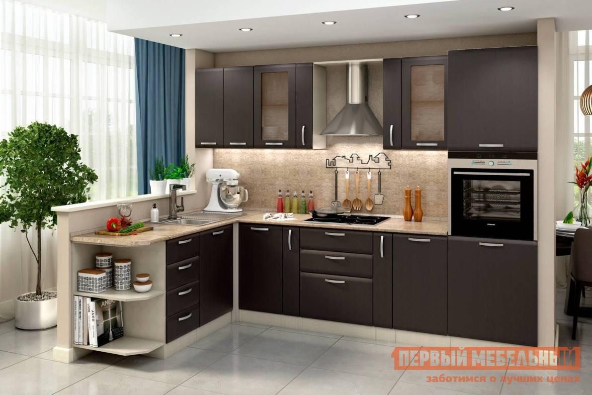Угловой кухонный гарнитур СтолЛайн Аура К2 кухонный гарнитур витра глория 3 к2