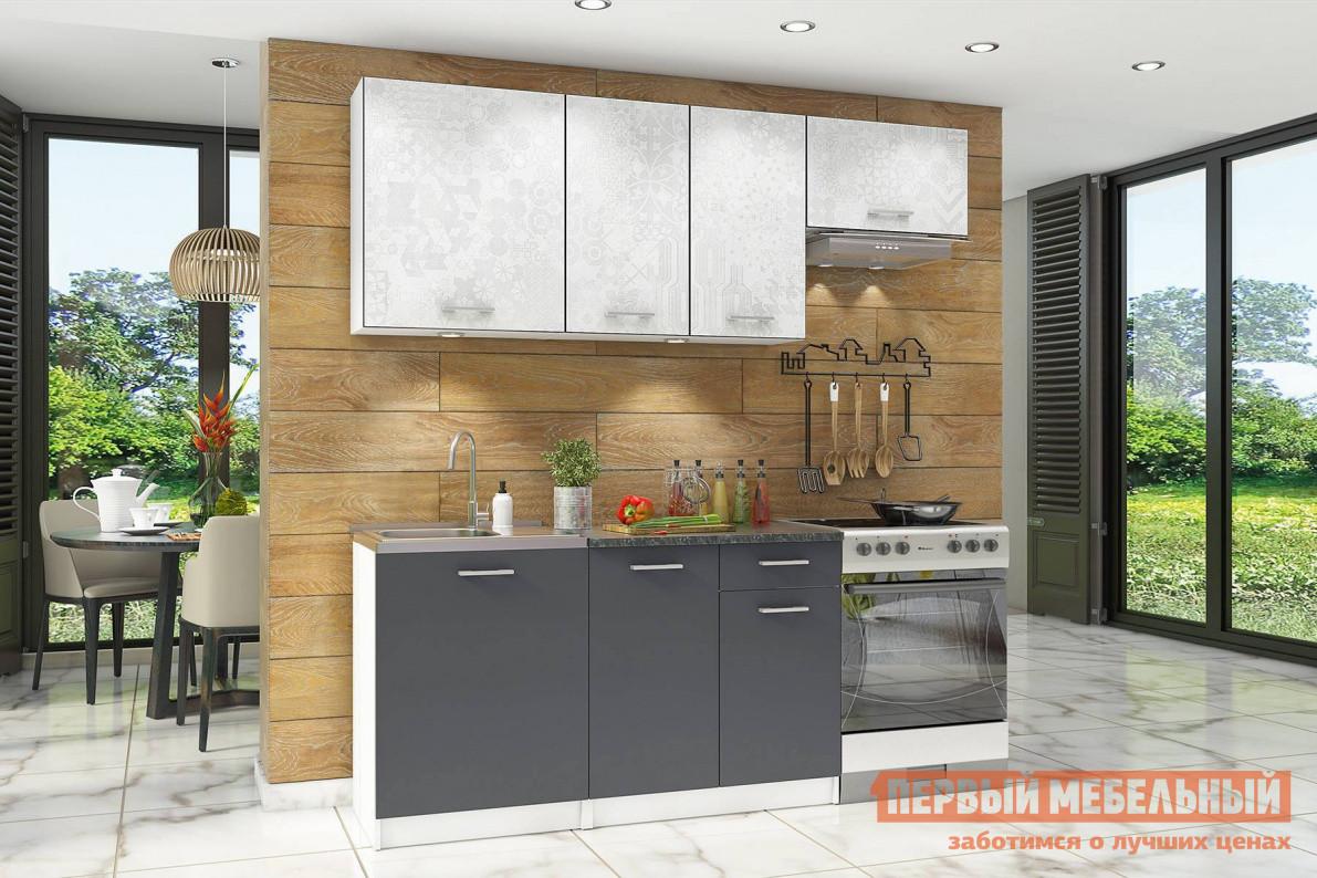 Кухонный гарнитур СтолЛайн СТЛ.218.00 кухонный гарнитур столлайн селена к1