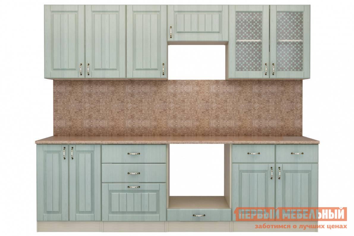 Кухонный гарнитур СтолЛайн Изабелла К4 кухонный гарнитур столлайн эмилия светлая к1