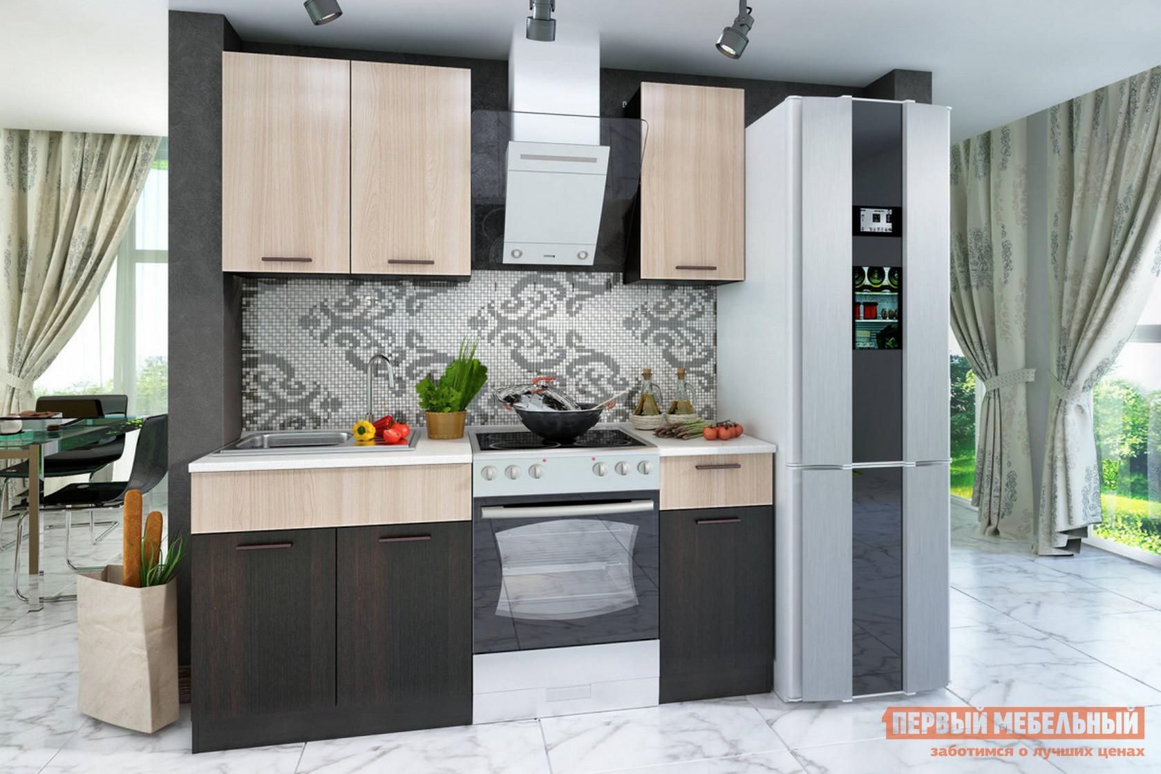 Кухонный гарнитур СтолЛайн Дуэт 1.2 м