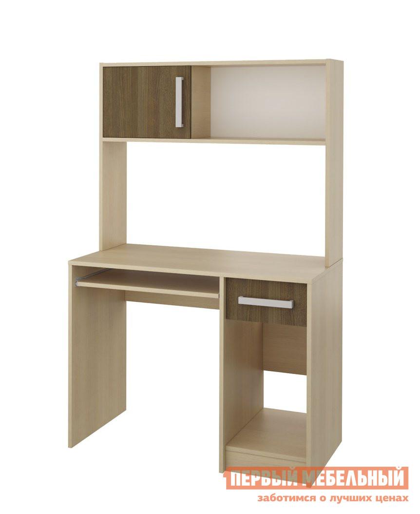 Компьютерный стол СтолЛайн СТЛ.121.02 Дуб Кремона / Ясень Кассино от Купистол